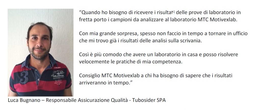 Motivexlab testimonianza-Bugnano