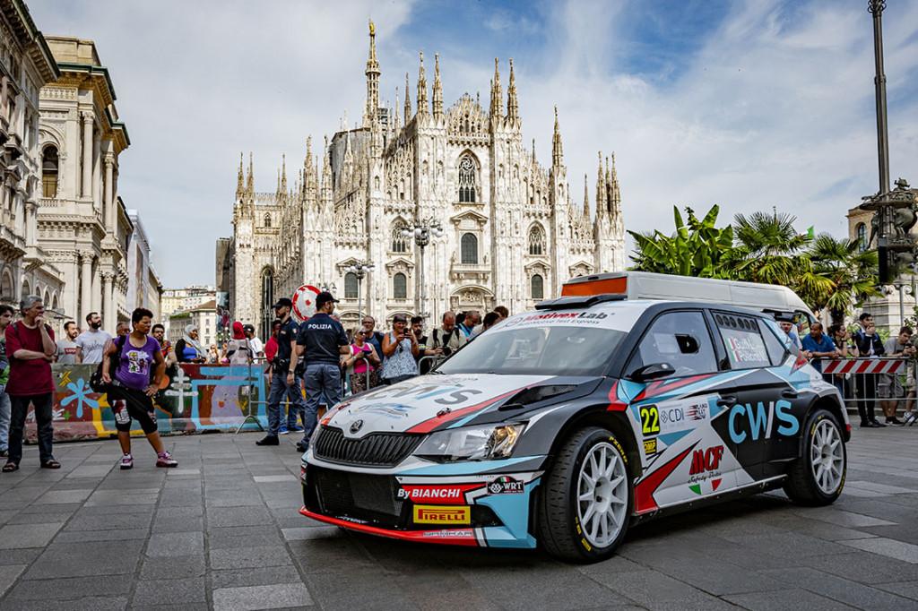 MotivexLab sponsorizza Milano Rally Show