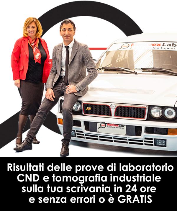 MotivexLab® AutoMotive Test Express Paolo Pollacino Elisabetta Ruffino